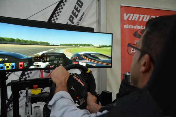 Simulateur Virtual Speed