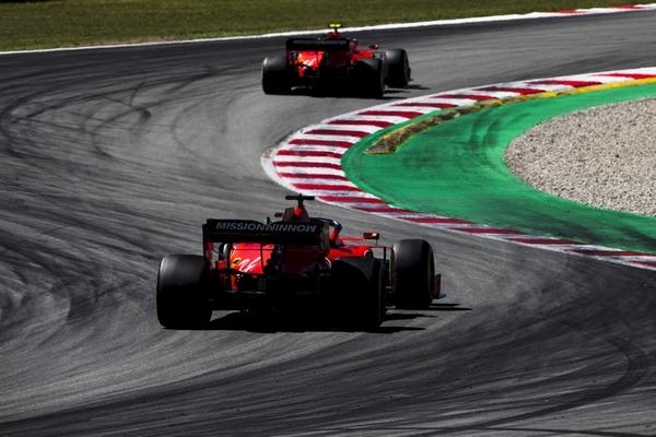Les consignes du stand Ferrari auront, de nouveau, entaché la course de Charles Leclerc à Barcelone.