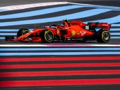 Charles Leclerc qualification France 2019