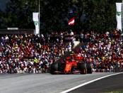 Charles Leclerc course Autriche 2019