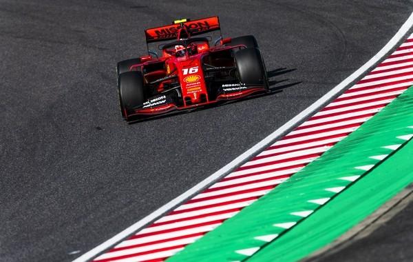 Charles Leclerc course Japon 2019