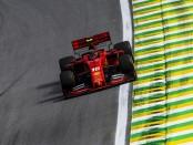 Charles Leclerc qualification Brésil 2019