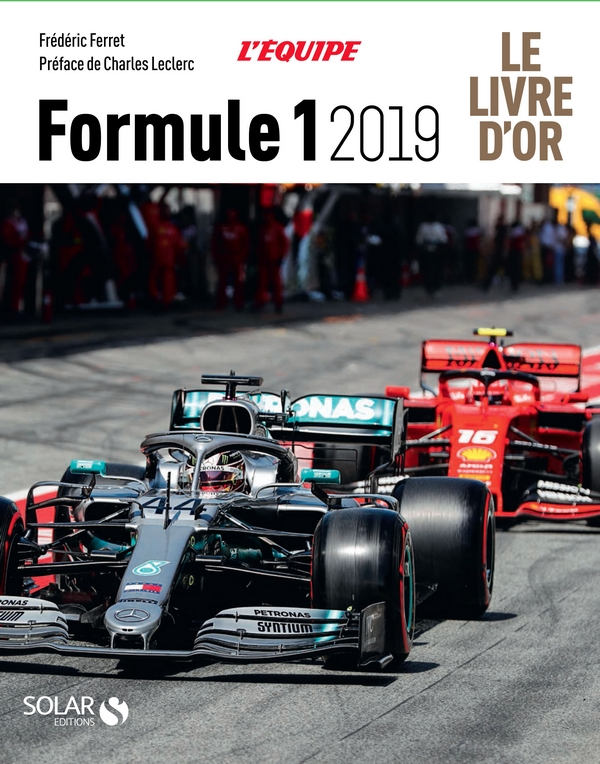 Le Livre D Or De La Formule 1 Se Met Sur Son 45 Warm Up F1