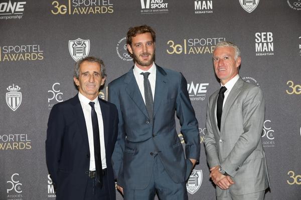 Prost Deschamps Casiraghi Sportel 2019