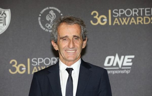 Alain Prost Sportel Monaco 2019