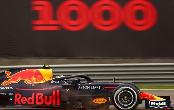 Max Verstappen Chine 2019