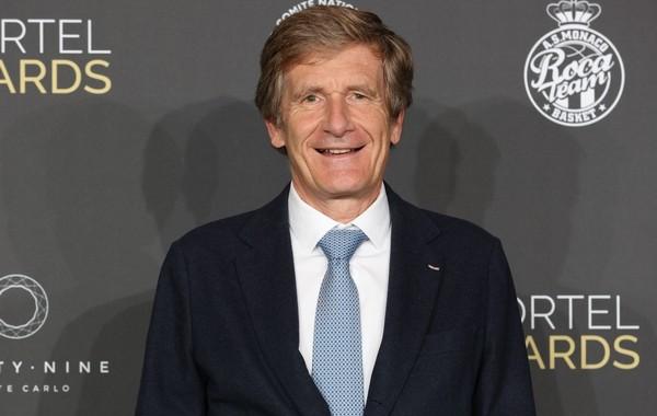 Thierry Boutsen Sportel Awards