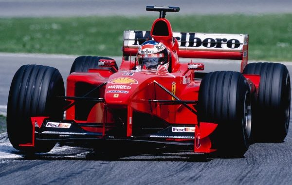 Michael Schumacher Imola 1999